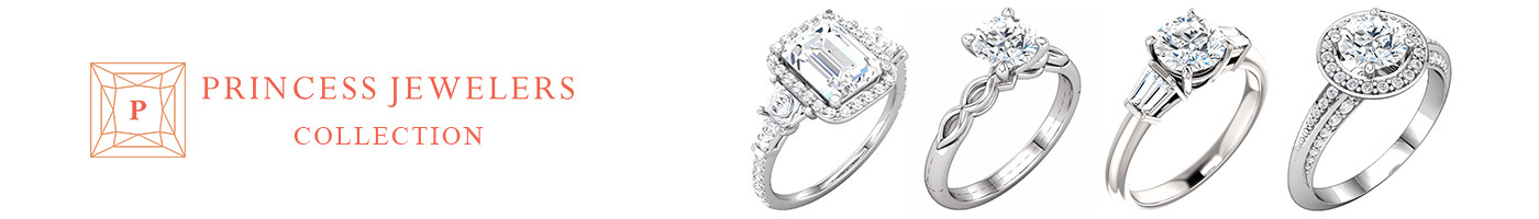 Princess Jewelers Collection	 Wedding Bands